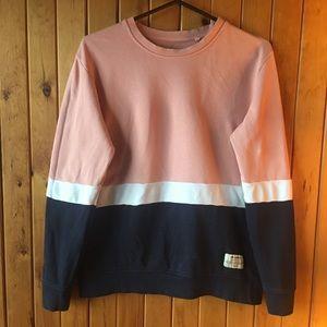 Pull and Bear crew neck sweater/sweat shirt
